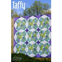 Jaybird Quilts Taffy Quilt Pattern