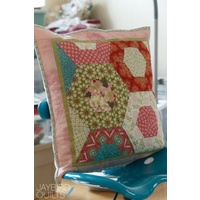 Jaybird Quilts Jawbreaker Pillow Pattern