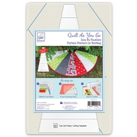 Quilt as You Go Tree Skirt - June Tailor