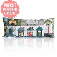 Bench Pillows Pattern - Home Sweet Home - August