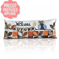 Bench Pillows Pattern - Welcome Autumn  - SEP