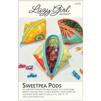 Sweet Pea Pod Bag Pattern