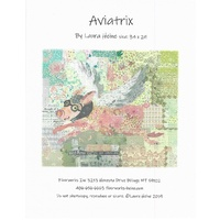 Laura Heine Aviatrix Collage Pattern
