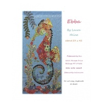 Ebba Seahorse Collage Pattern