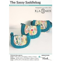 The Sassy Saddlebag Sewing Pattern