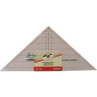 "Sew Easy Triangle Ruler - 7.5""/ 90 degree"