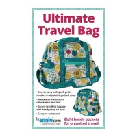 Ultimate Travel Bag Pattern