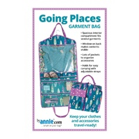 Going Places Garment Bag Pattern