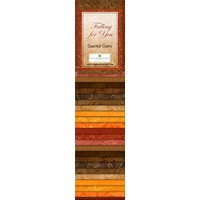 "Essential Gems-Falling for You Jelly Roll- 2.5"" - 24pc"