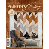 Simply Vintage-Magazine 36 - Quiltmania