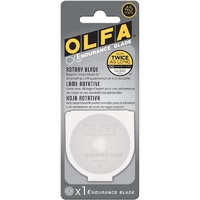 Olfa Rotary Blade Endurance 45mm *NEW*