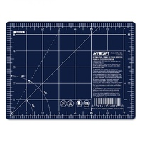 Olfa Cutting Mat-NAVY - 6 x 8 inches