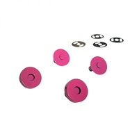 Magnetic Snaps - PINK - 3/4 in wide