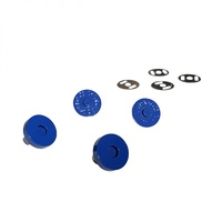 Magnetic Snaps - ROYAL - 3/4 in wide