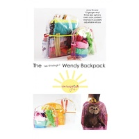Wendy See-Through Backpack Sewing Pattern