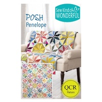 Posh Penelope Pattern by Sew Kind of Wonderful