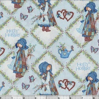 Holly Hobbie 25361 BLU
