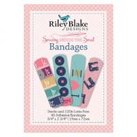 Bandaids-Sewing Mends the Soul - Riley Blake