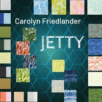 Jetty Layer Cake 10in squares - 42pc