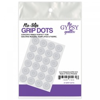 Gypsy Quilter No Slip Grip Dots