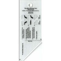 Mini Binding Tool Template Ruler