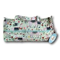Knitting/Crochet Bag : llama Design - Sew Easy Collection